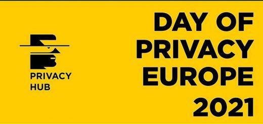 28 січня відбудеться онлайн-подія the Day Of Privacy Europe 2021