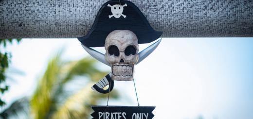 СБУ затримала «першого офіційного пірата» в історії України